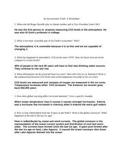 An Inconvenient Worksheet Answers by An Inconvenient Worksheet Lesupercoin Printables