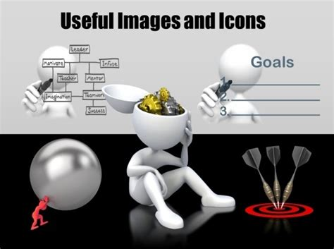 best animated ppt templates free animated goals and objectives template for powerpoint