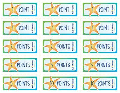 printable tickets for good behavior behavior charts reward system for kids parenting kid