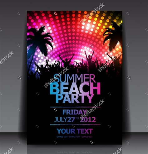 party flyer templates template design