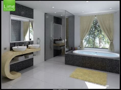coolsten badezimmer idėjos erdvaus vonios kambario interjerui pasmama lt