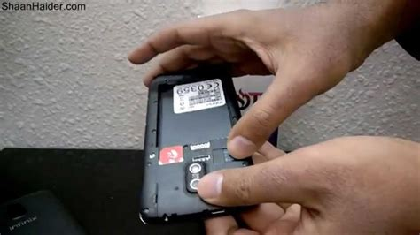 how to remove micro how to remove back cover of infinx x507 to insert
