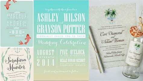 trendy destination wedding invitations archives page 2 of 3 confetti daydreams wedding
