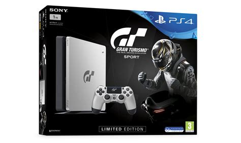 Sony Ps4 Slim 1tb Playstation 4 Gran Turismo Sport Limited Edition limited edition gran turismo sport playstation 4 slim 1tb announced for europe uk and australasia