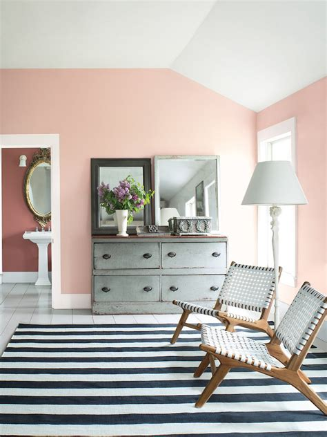 Country Homes Decorating Ideas pleasant pink benjamin moore 2094 60 colors of the year