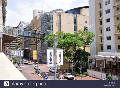 Mba Schools In Gauteng by Business District Maude Sandton Johannesburg