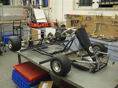 how to build a motor go kart go kart building