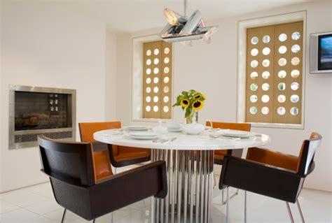 esszimmer rund esszimmer modern einrichten m 246 bel farben deko w 228 hlen
