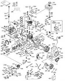 tecumseh lh195sa 67437v parts diagram for engine parts list