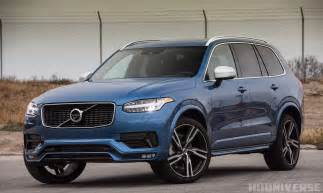 Volvo Cx90 2016 Volvo Xc90 T6 A Better Range Rover By Way Of Sweden