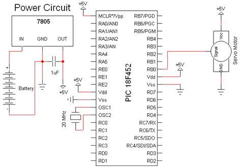 servo motor diagram servo motor schematic pyroelectro news