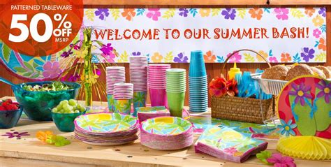 beach themed party kit beach party theme beach themed party supplies party