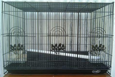 Best Promo Serokan Untuk Kotoran Anjing Kucing 2 jual sangkar kandang besi kotak lovebird best one amru herbal