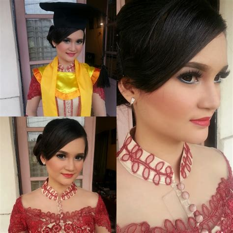 tutorial make up dan sanggul wisuda meti rosari make up beauty make up wisuda pekanbaru dan