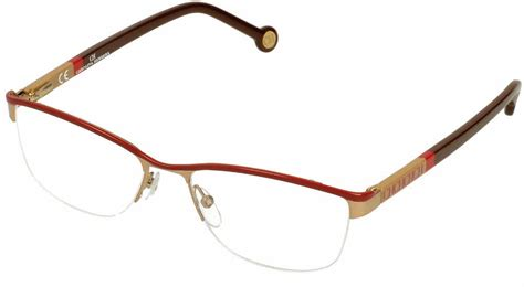 carolina herrera vhe041 eyeglasses free shipping
