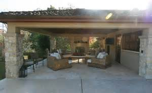 outdoor rooms a new outdoor room josey construction inc