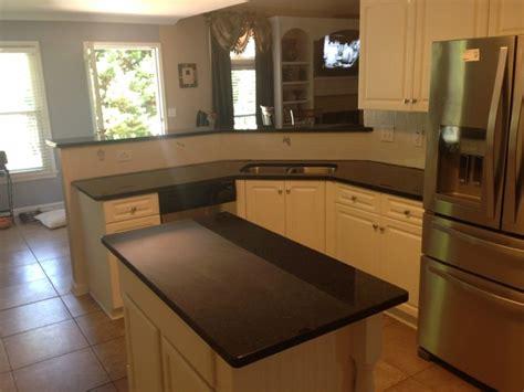 Updating White Kitchen Cabinets Updating White Quot Builder Grade Quot Kitchen Cabinets Traditional Atlanta By Iib Llc