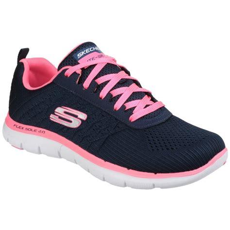 Flex Appeal 2 0 Skechers skechers flex appeal 2 0 free s navy pink
