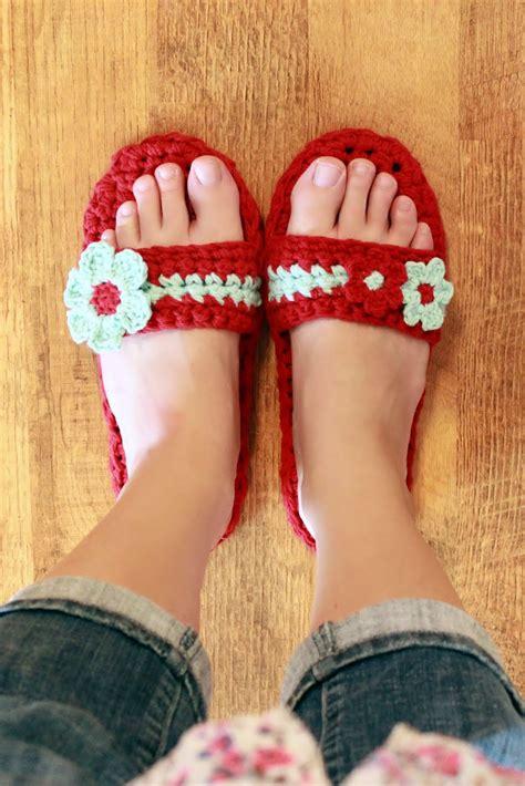Pattern Crochet Sandals   new crochet pattern adult pammy sandals mamacheemamachee