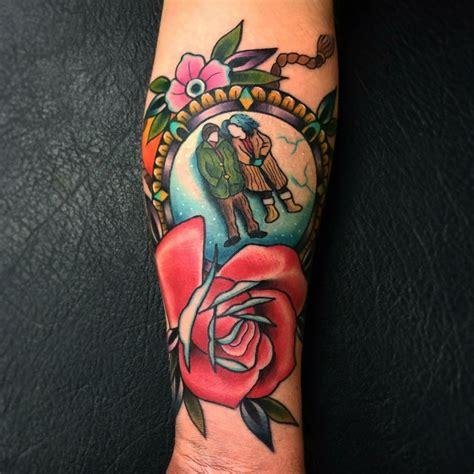 tatuaggi braccio uomo fiori 1001 idee per tatuaggio braccio disegni da copiare