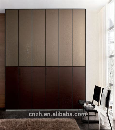 latest bedroom door designs zhihua modern wardrobe mdf sliding doors design buy