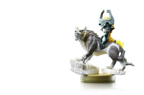 Amiibo Figure Wolf Link gallery a closer look at the badass wolf link amiibo
