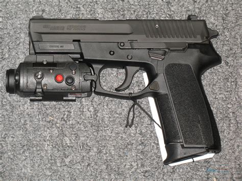 sig sauer laser light sp2022 tacpac w sig laser red light combo a for sale