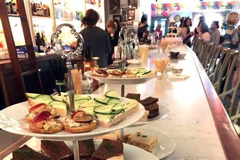 Two Tea Room by Tea Room Comes To Buffalo Rising