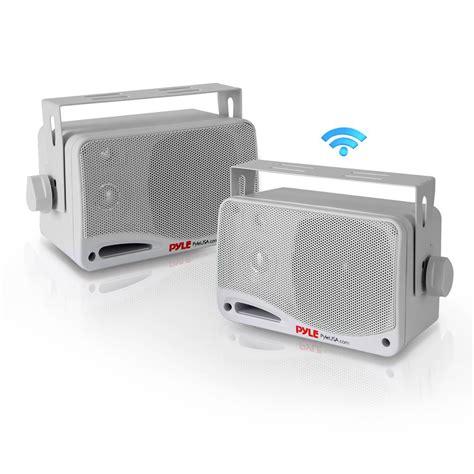 Speaker Subwoofer 200 Watt pyle pdwr42wbt marine and waterproof weatherproof speakers