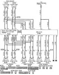 Mitsubishi Eclipse Stereo Wiring Diagram Radio Wiring Diagram For 2000 Mitsubishi Eclipse Wiring
