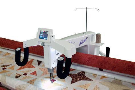 Avante Quilting Machine For Sale by Hq 18 Avante W Pro Stitcher 10ft Studio Frame W Free Bonus