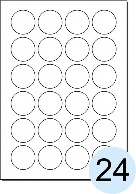 A4 Sticker Sheet Template Templates Station Sticker Template