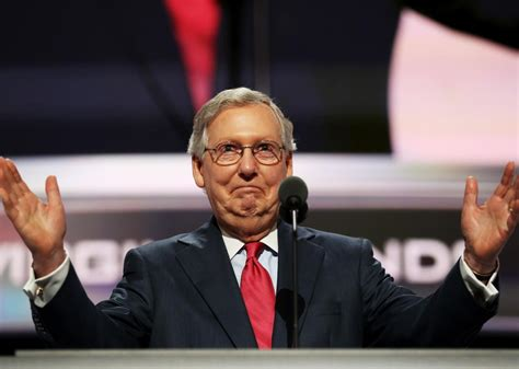 House Majority Leader by Mitch Mcconnell Disingenuously Blamed Democrats For Zika