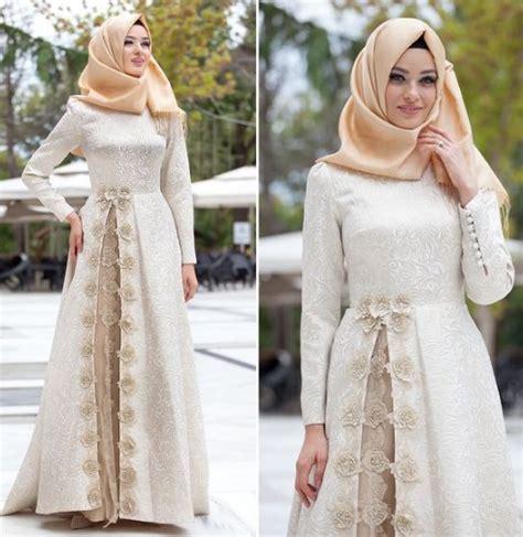 Baju Muslim Remaja Buat Lebaran model baju muslim gamis modern terbaru 2018 untuk lebaran