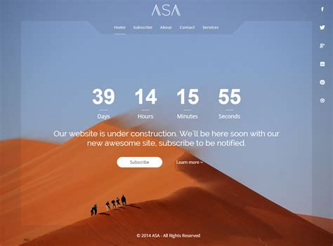 html5 parallax scrolling template free 135 best responsive parallax scrolling html5 templates
