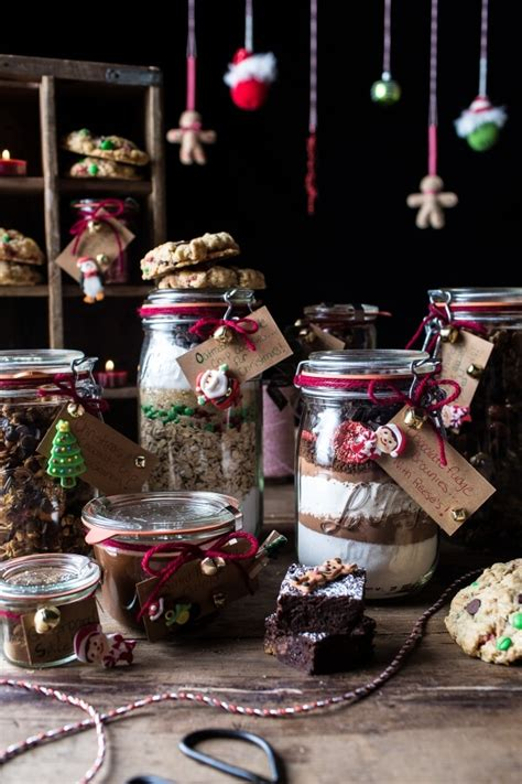 25 edible christmas gifts nobiggie