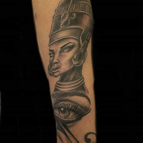 nefertiti tattoos nefertiti next picture pictures to pin on