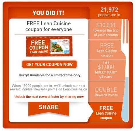 printable grocery coupons alberta canadian daily deals canada coupons lean cuisine free