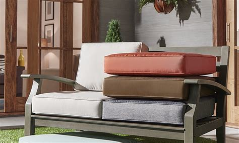 How to Buy Outdoor Furniture Cushions   Overstock.com