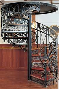 nautical interior iron spiral staircase renovations
