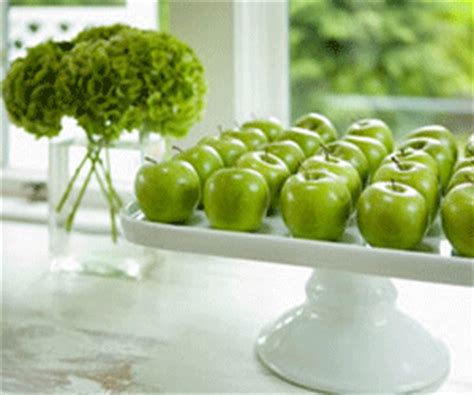 Green Apple Kitchen Decor by Green Apple Kitchen Decor And Color Inspiration