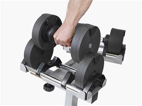 Dumbbell Adjustable Flexbell 2 20kg Adjustable Dumbbell Set