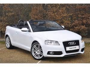 Used Audi Car Leasing Deals Used Audi A3 Cabriolet 2 0 Tdi S Line For Sale What Car