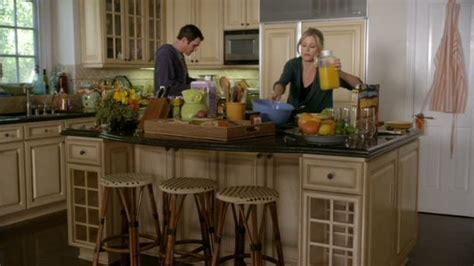 family in kitchen the dunphy home from modern family coldwell banker blue