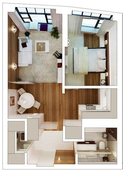 what does studio bedroom mean best 25 small apartment plans ideas on pinterest