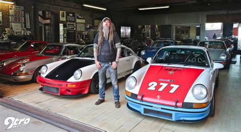 magnus walker garage magnus walker