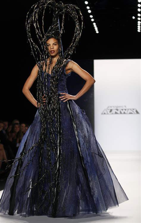 Catwalk Top 10 Vintage Part 1 by Project Runway S 10 Best And Some Worst Catwalks Page 2