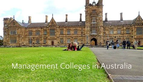Mba Length Australia by Top Management Colleges In Australia Mba Universities