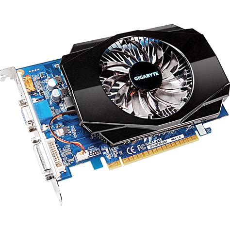 Vga Card Nvidia Geforce Gigabyte Gv N730d5 2gi 2gb 64bit Ddr5 gigabyte geforce gt 730 graphics card gv n730 2gi b h photo