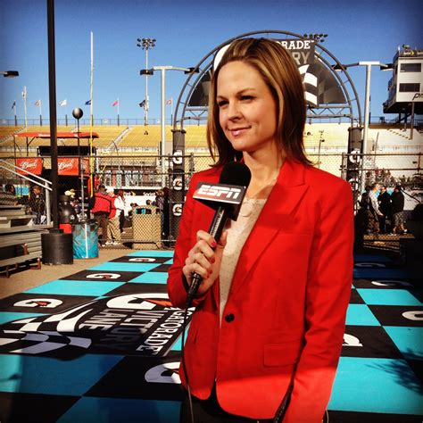college gamdy pegnncy espn news and information platforms surrounding nascar